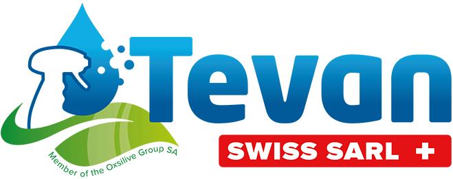Logo entreprise Tevan Swiss