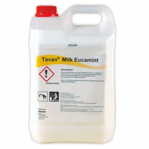 Bidon 5 litres Tevan milk Eucamint : Parfum concentré à base d'huiles naturelles