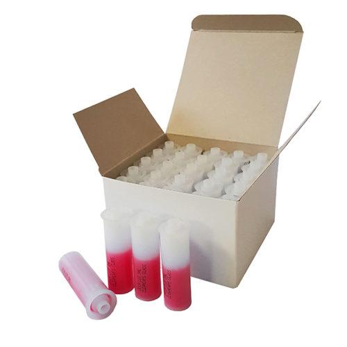 25 Cleancaps Sanitaire dans un carton