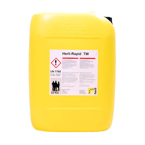 Herli Rapid TW - Nettoyant réservoirs d'eau potable