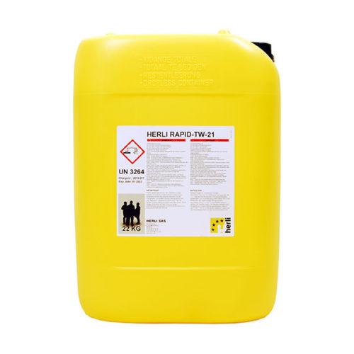 Herli Rapid TW 21 - Nettoyant pour réservoirs d'eau potable