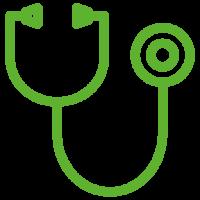 Icône : secteur de la santé