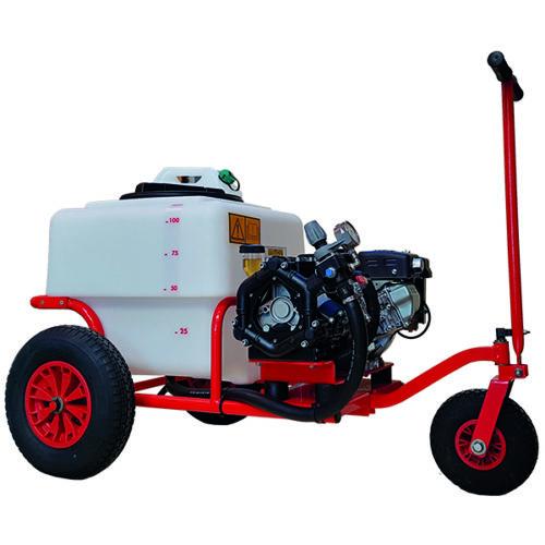 Pulvérisateur motorisé basse pression Herlimat Ténor - Version mobile