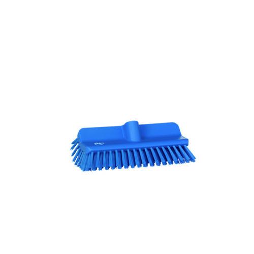 Balai-brosse spécial pour le nettoyage des angles et des murs