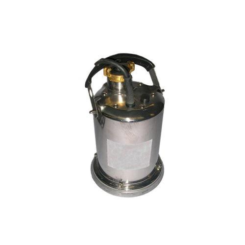Pompe serpillère pour réservoir d'eau potable
