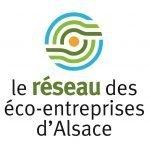 Logo eco-entreprise alsace