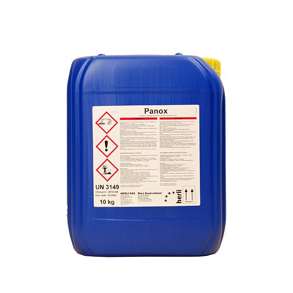 Désinfectant eau potable Panox